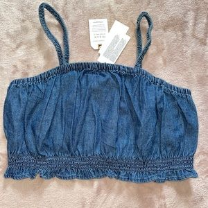 American Eagle Crop Top size S